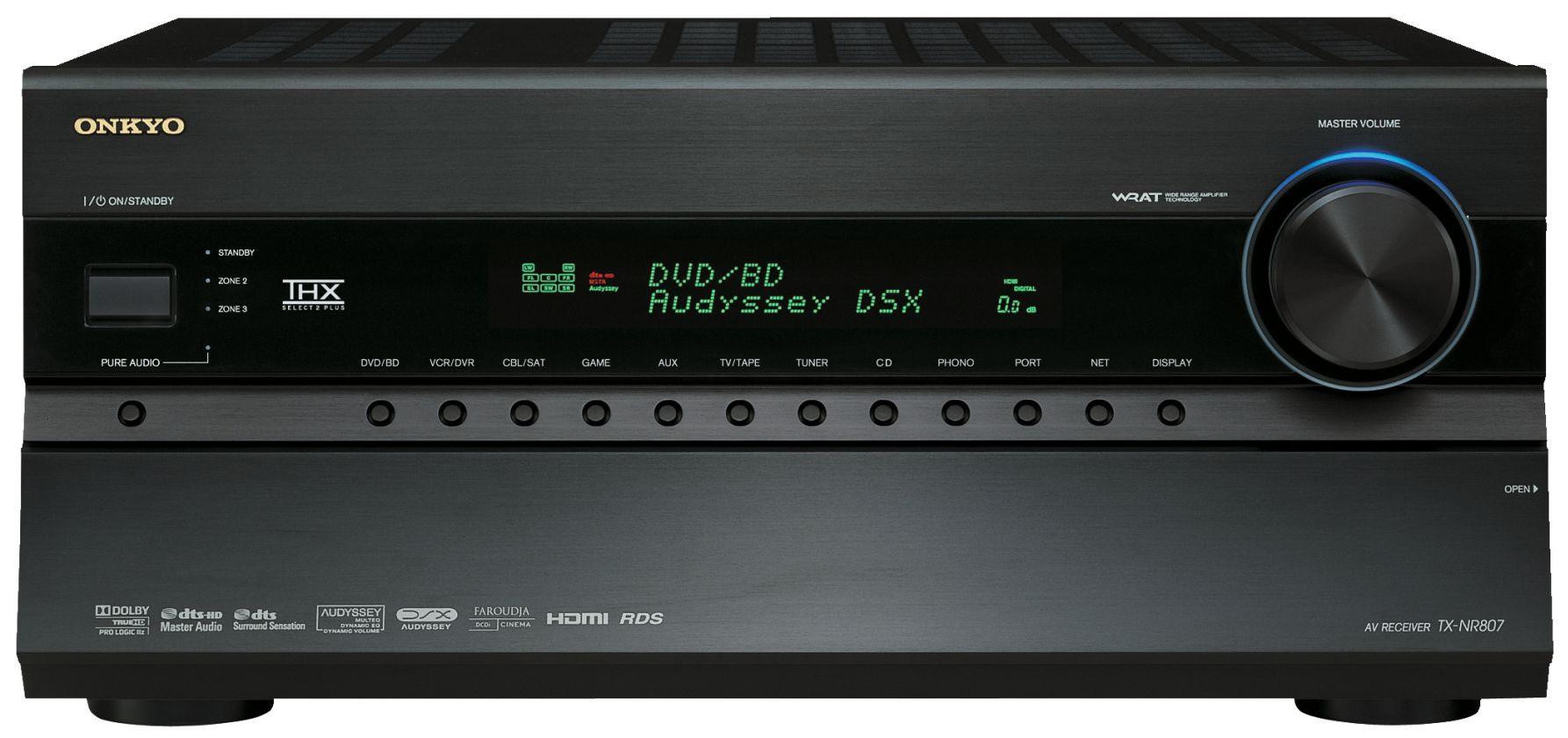 ONKYO TX-NR807